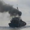 Bakamla RI Tangkap Empat Kapal Vietnam di ZEEI Laut Cina Selatan