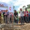 JR Saragih Hidupkan Danau Toba Lewat Dukungan Membangun Gereja Bersejarah