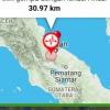 Gempa 4,8 SR Guncang Binjai