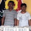 Napi Jualan 10 kg Ganja di Lapas Tanjung Gusta