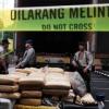 Polisi Gagalkan Penyelundupan Ganja ke Medan