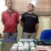 Dua Pria Ini Kedapatan Simpan 11 Paket Sabu di Binjai
