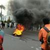 Menuntut Tiga Kasus Pelecehan Terhadap HMI Diusut Tuntas, Massa HMI Unjuk Rasa di Medan