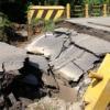 Jembatan Putus, Perjalanan Binjai Timur ke Binjai Selatan Terpaksa Memutar Hingga 4 Kilometer