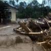 Puluhan Rumah Hancur Diterjang Banjir Bandang di Aceh Tenggara