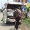Bus Lion Air Seruduk Rumah di Deli Serdang, 2 Orang Tewas