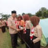 Walikota Medan: Ikut Pramuka, Mampu Menciptakan Karakter Seseorang