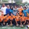 Persit Yon Arhanudse 11/BS Juara Turnamen Volly HUT Persit