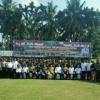 Kodim 0204/DS melaksanakan Upacara Pembukaan TMMD Ke- 101 di Desa Kutalimbaru