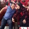 Ups...Ade Sandra dan Maruli Siahaan Kompak ke PDI Perjuangan