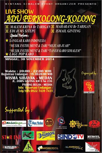 Live Show Adu Perkolong-kolong